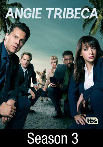 Angie Tribeca - Saison 3 [COMPLETE] [10/10] FRENCH | Qualité HD 720p