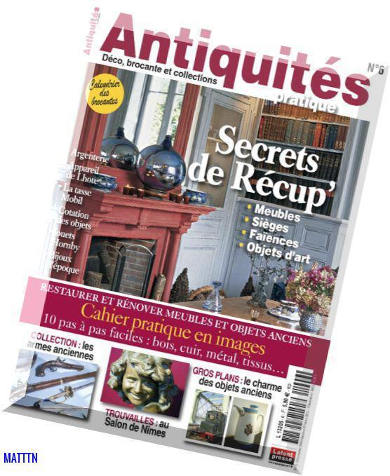 Antiquites Pratique No.06