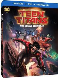 Teen Titans: The Judas Contract Vostfr