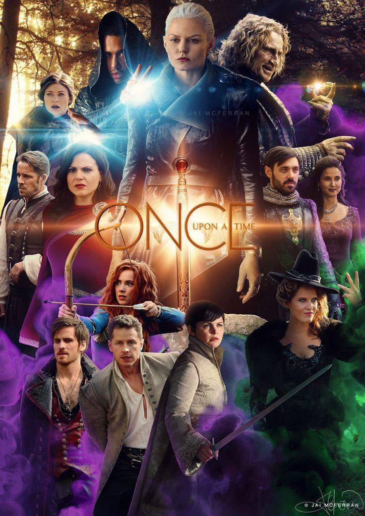 Once Upon a Time Saison 7 Vostfr