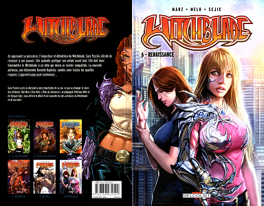 Witchblade - Tome 6 - Renaissance