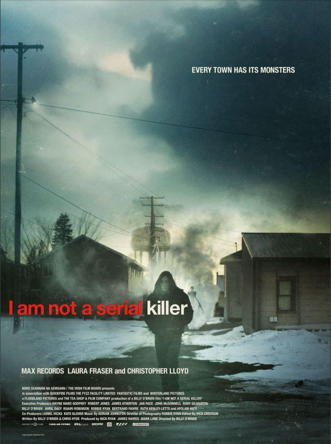 I Am Not A Serial Killer Vostfr
