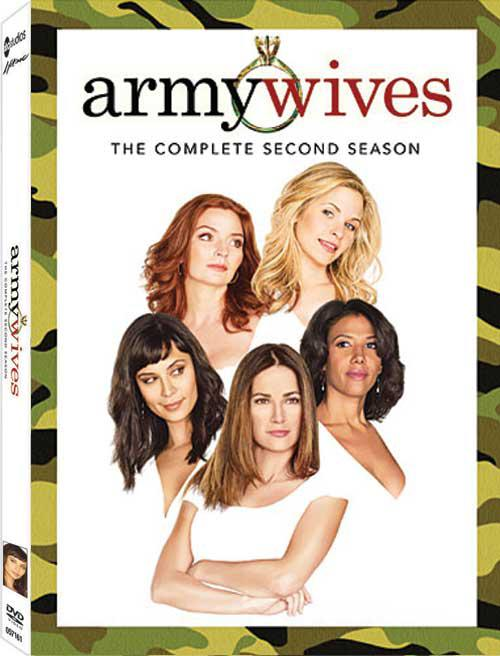 American Wives (Army wives) – Saison 2