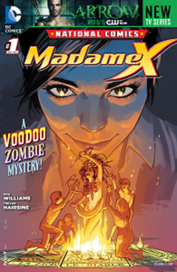 National Comics - Madame X