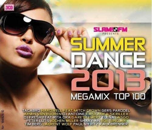 Summerdance 2013 Megamix Top 100 [MULTI]