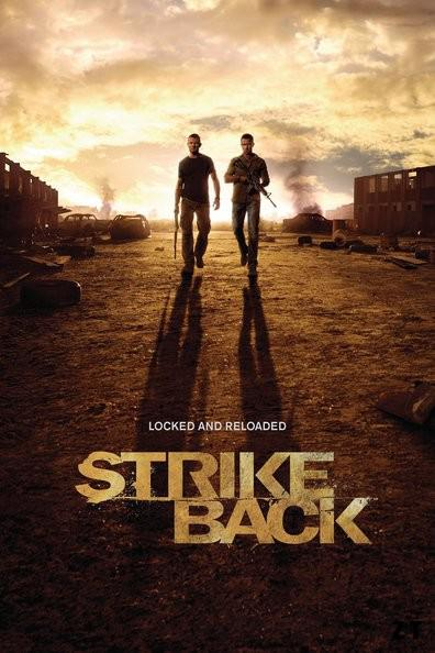 Strike Back - Saison 6 [07/10] FRENCH | Qualité HDTV