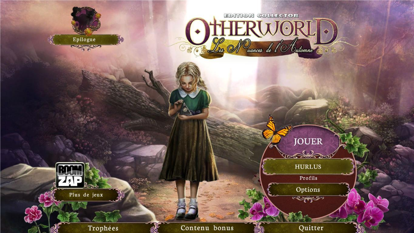 Otherworld: Les Nuances de l'Automne Edition Collector [PC] [MULTI]
