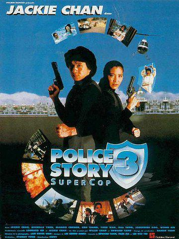 Police Story 3