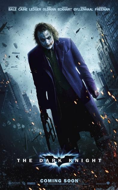 [MULTI] The Dark Knight, Le Chevalier Noir [VOSTFR][DVDRIP]