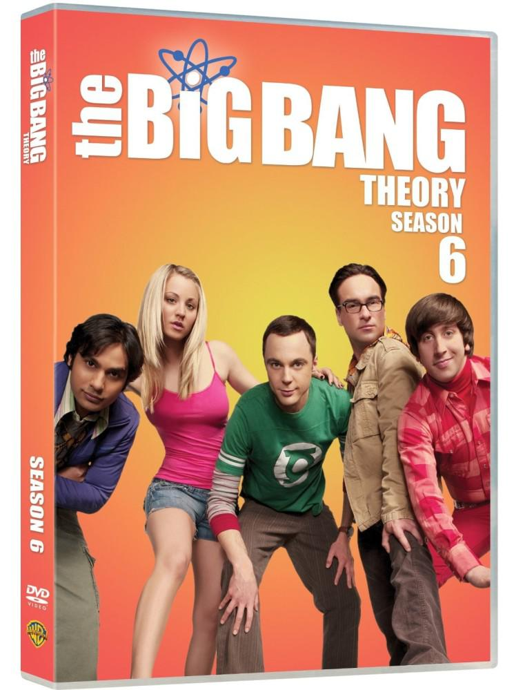 The Big Bang Theory – Saison 6 (Vostfr)