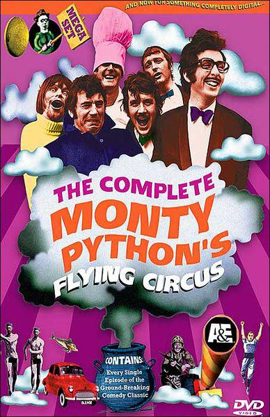 The Monty Python Flying Circus - Saison 1 a 4 Complete [VOSTFR-DVDRIP]