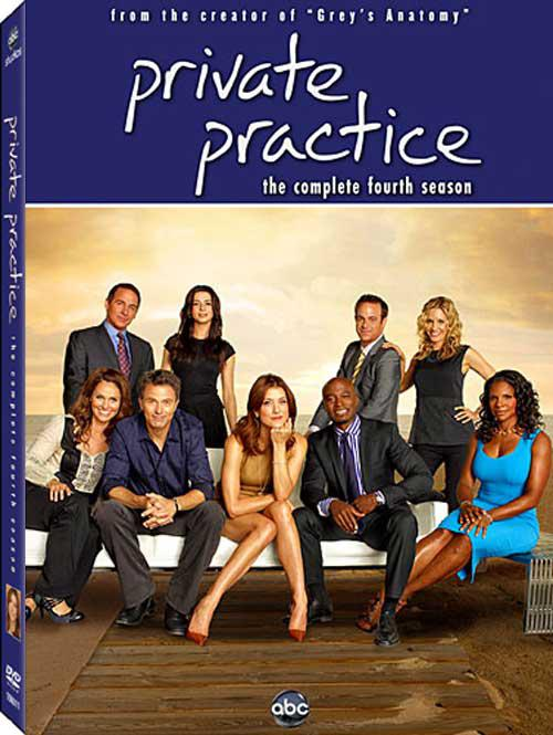 Private Practice – Saison 4