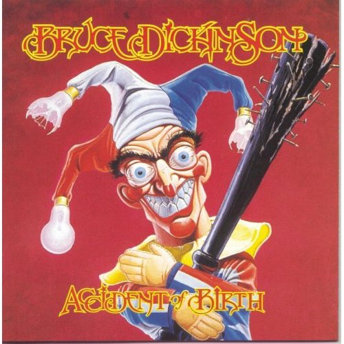 Bruce Dickinson - Accident of Birth [MULTI]