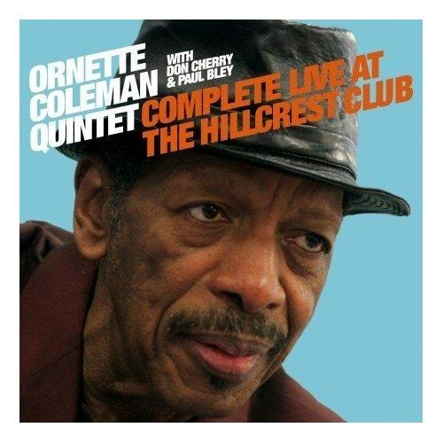 Ornette Coleman - Complete Live At The Hillcrest Club [MULTI]