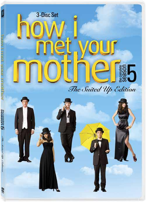 How I Met Your Mother – Saison 5 (Vostfr)