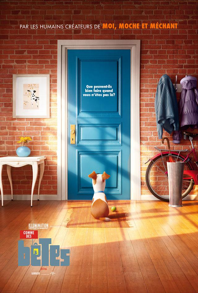 The Secret Life of Pets VO