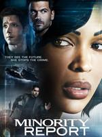 Minority Report – Saison 1 (VF)