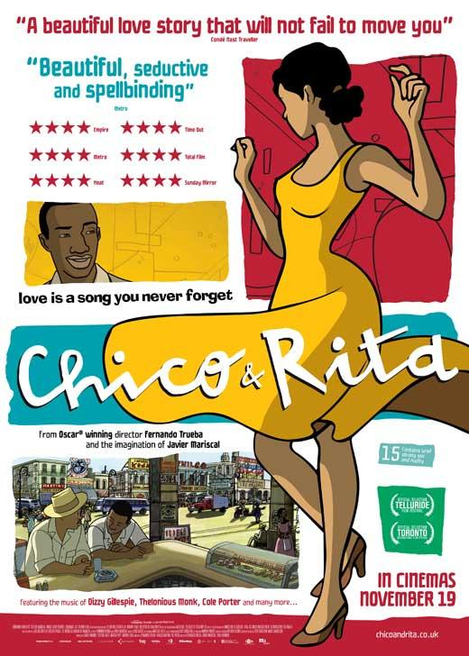 [MULTI] Chico and Rita [VOSTFR][BDRIP]