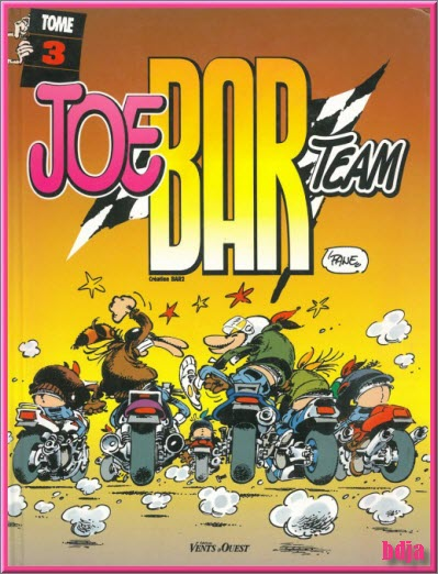 Joe Bar Team Tomes 01 à 08 CBR HD [BD][MULTI]