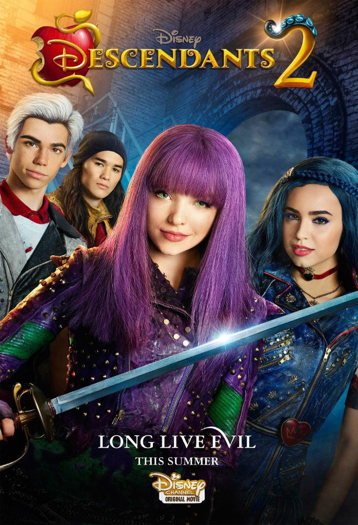 Descendants 2 (Vo)