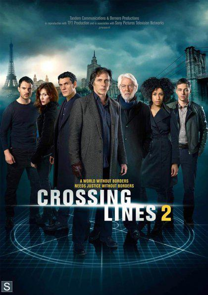 Crossing Lines - Saison 1 et 2 Complete [FRENCH] [HDTV][BDRIP]