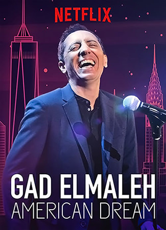 Gad Elmaleh: American Dream streaming