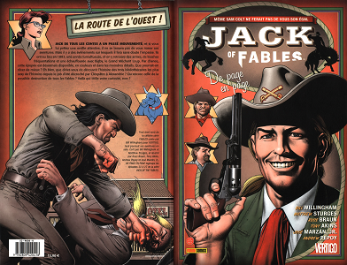 Jack of Fables [Tome 05]