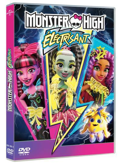 Monster High : Electrisant (Vostfr)