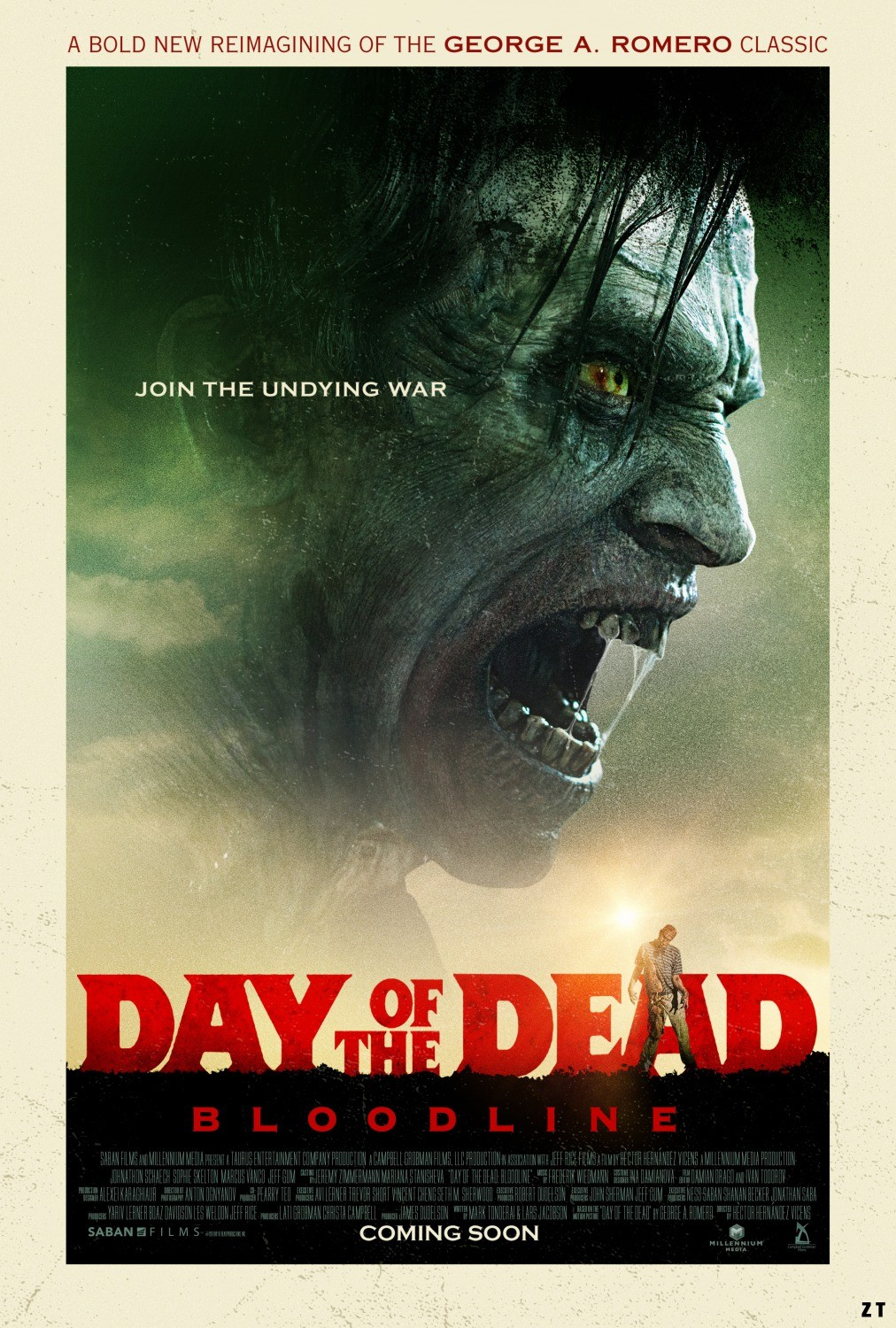 Day Of The Dead: Bloodline (vostfr)