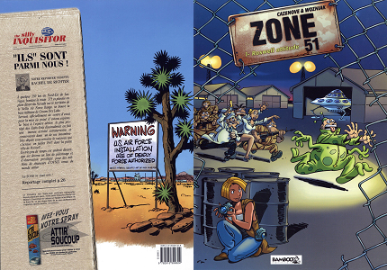Zone 51 Tome 1 Roswell Attitude Telecharger Journal