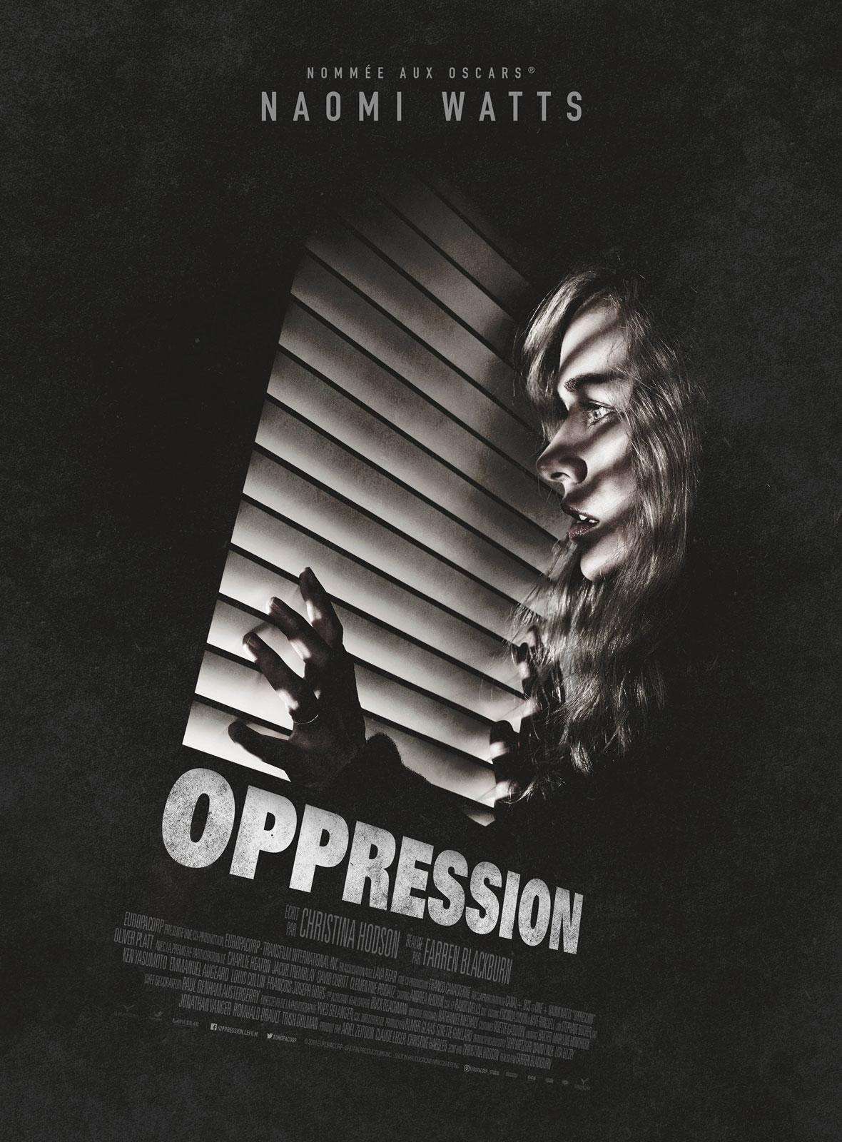 Oppression (Shut In) Vostfr