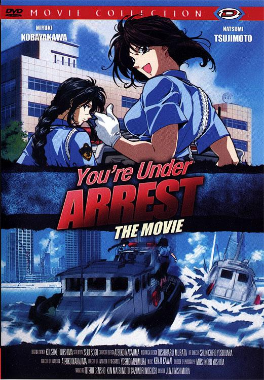 [MULTI] You're Under Arrest - le film [VOSTFR][DVDRIP]