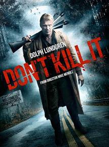 Don't Kill It Vostfr