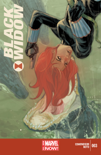 Black Widow - Tome 3 (Marvel Now)