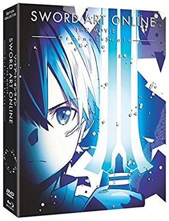 Sword Art Online Movie | Blu-Ray 720p
