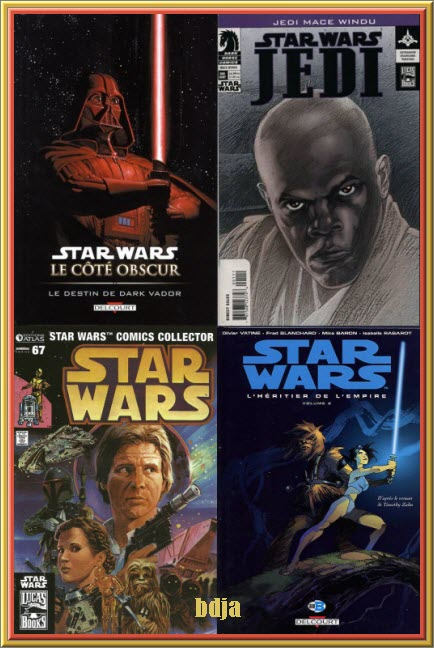 SAGA Star Wars Du Jamais Vu PDF CBR HD [COMIC][MULTI]