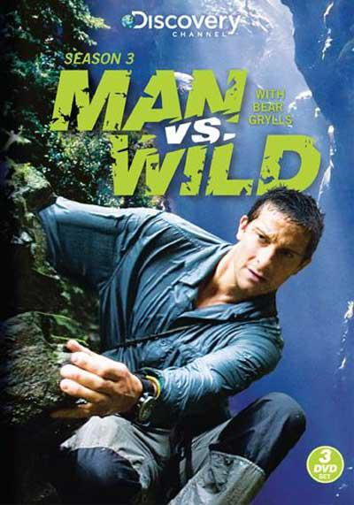 Man vs Wild : seul face à la nature – Saison 3