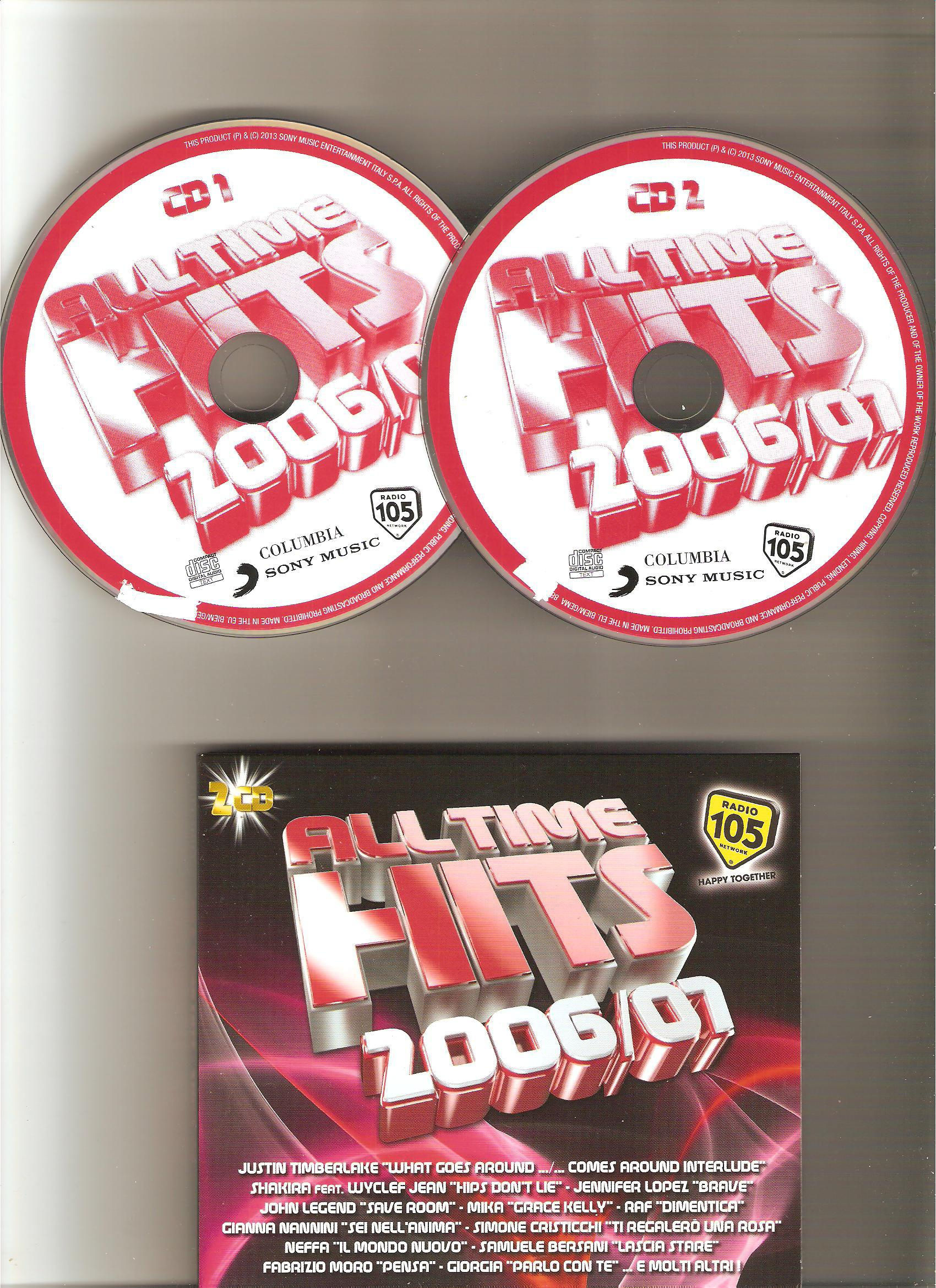 All Time Hits 2006/07 (2013) [MULTI]