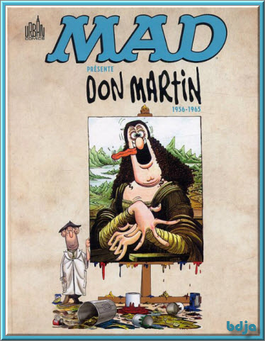 Mad présente Don Martin One shot [COMIC][MULTI]