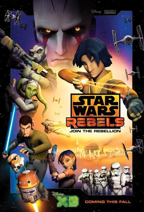 Star Wars Rebels Saison 1 vf