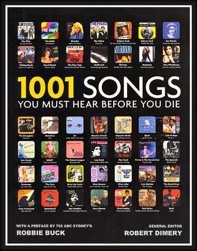 1001 Songs You Must Hear Before You Die Vol.6
