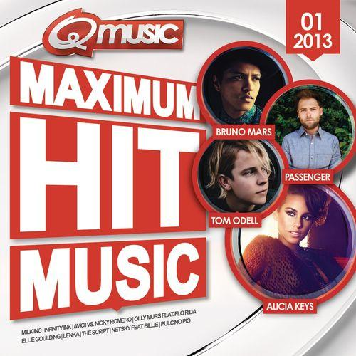 Maximum Hit Music 2013 Volume 1