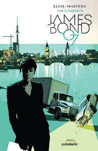 James Bond Vargr - Tome 2
