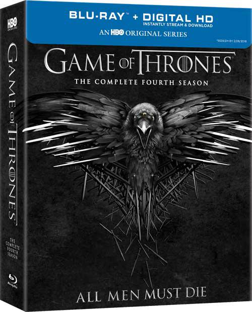 Game of Thrones (Le trône de Fer) Saison 1 a 4