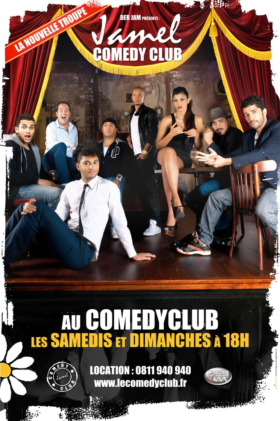 Jamel Comedy Club – Saison 8