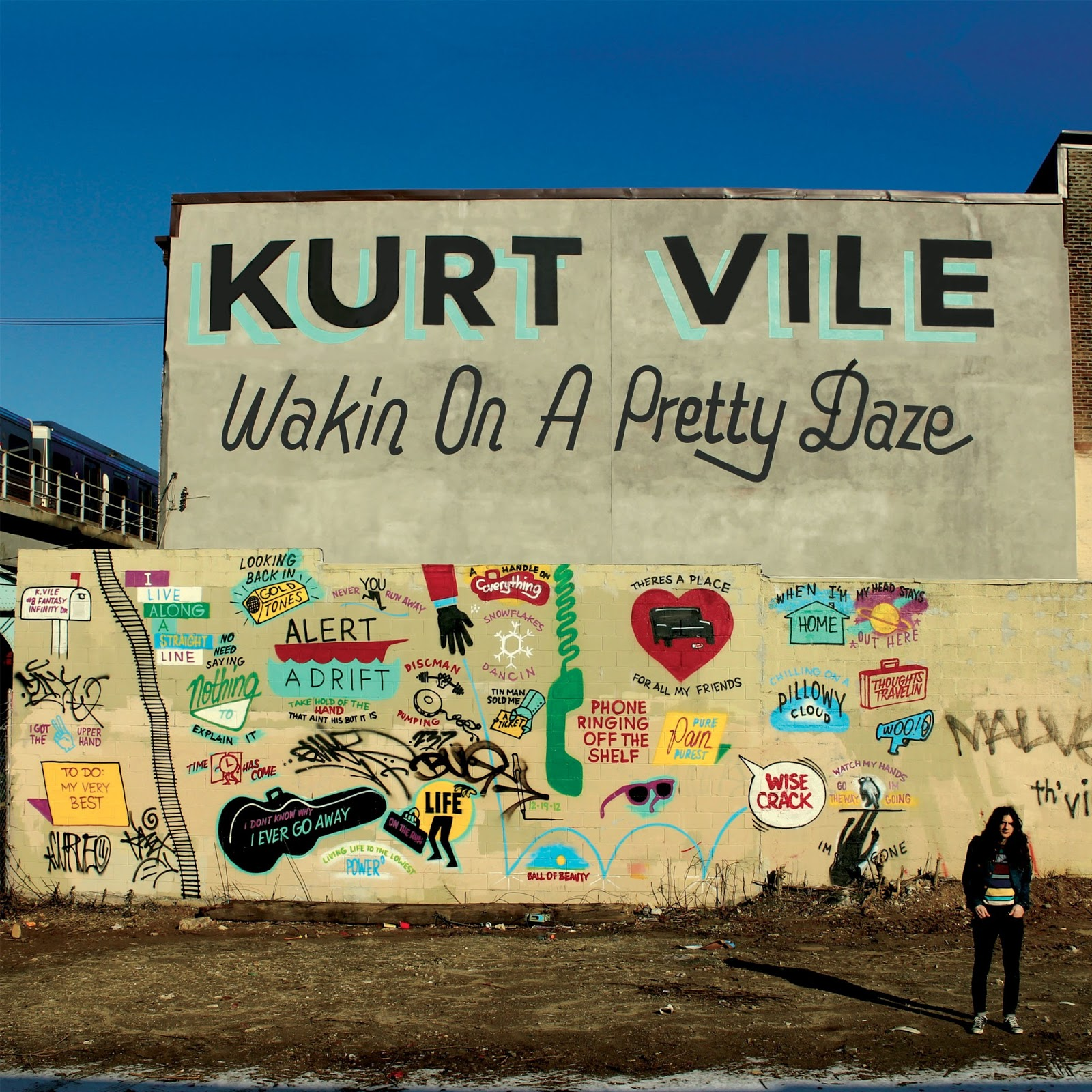 Kurt Vile - Wakin On A Pretty Daz (2013) [MULTI]