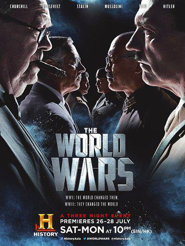 The World Wars Saison 1