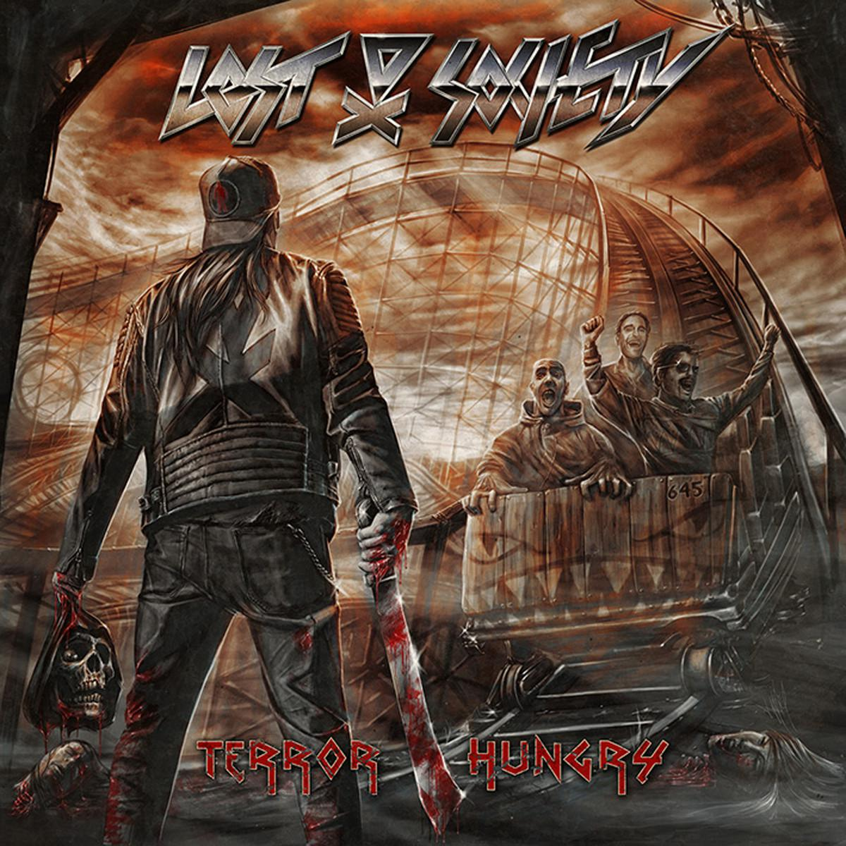 Lost Society - Terror Hungry (2014)