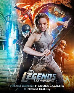 DC's Legends of Tomorrow – Saison 3 (Vostfr)