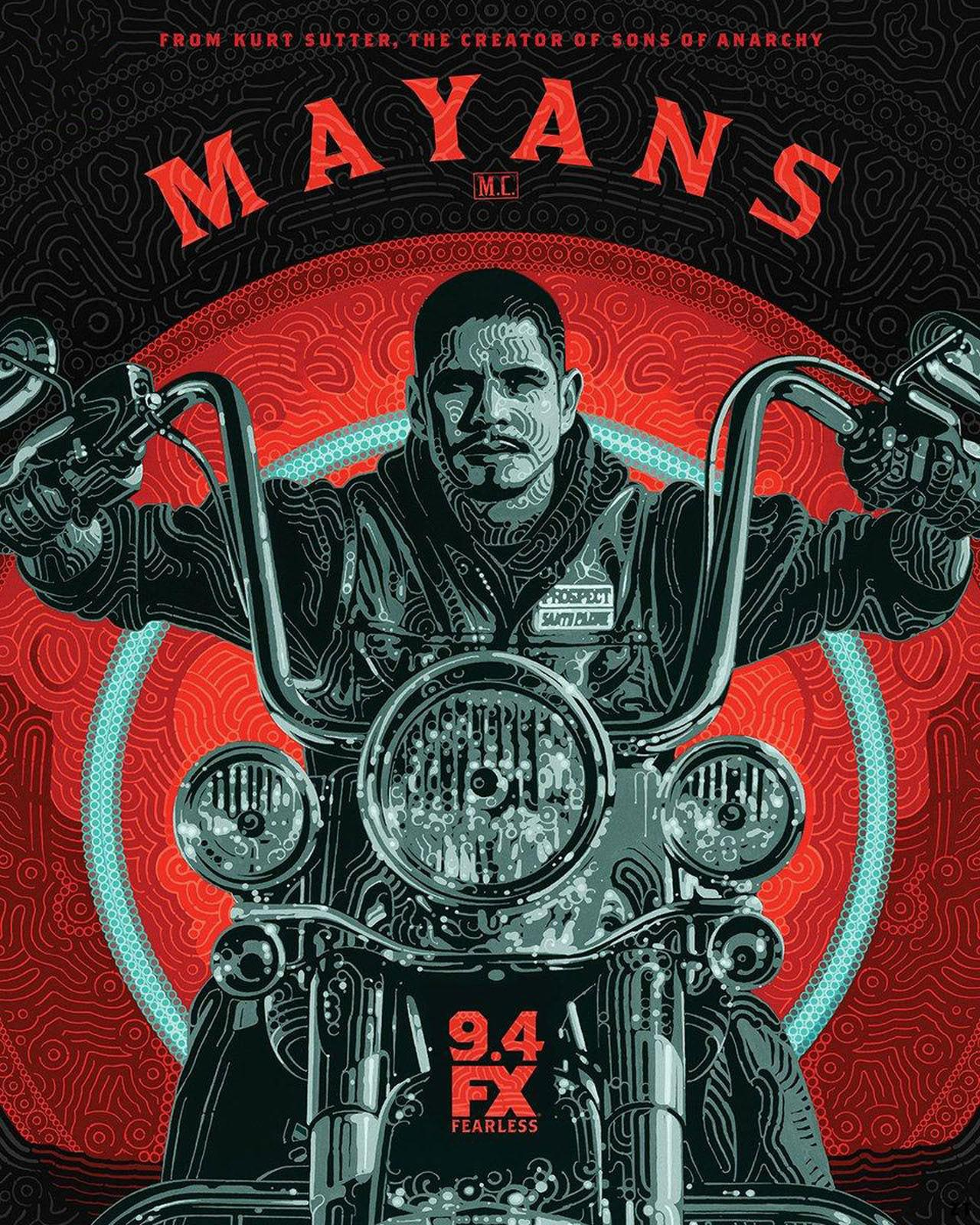 Telecharger Mayans M.C.- Saison 1 [COMPLETE] [10/10] FRENCH | Qualité HD 720p